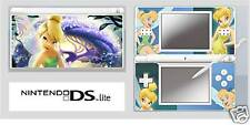 Nintendo DS or DS Lite TINKERBELL Skin / Sticker Decal