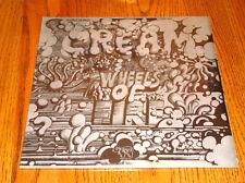 CREAM WHEELS OF FIRE  DOUBLE LP STILL SEALED!