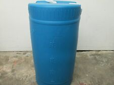 LQQK  15 Gallon  BARRELS  CLOSE TOP PLASTIC DRUM  FOOD GRADE WATER DRUM STORAGE