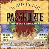 Pasaporte by Cuban All-Stars (CD, Apr-1995, Enja (USA))