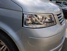 VW T5 Transporter Multivan Caravella Eyebrows Headlight Lids Eyelids Brows