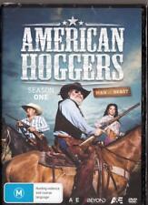 AMERICAN HOGGERS MAN VS BEAST SEASON 1 NEW & SEALED REGION 4 DVD FREE LOCAL POST