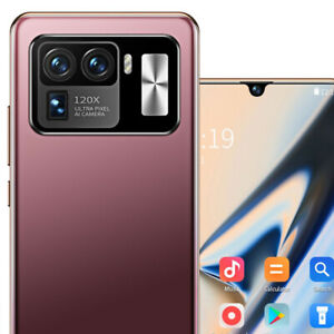 New Global Version Mi 11 Ultra Smartphones 6.7'HD Android10.0 Unlocked Mobile