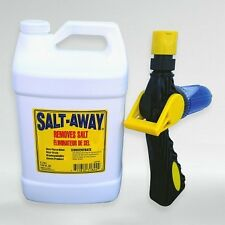 STARTER KIT SALT-AWAY 3.79L CONCENTRATE AND SALT-ATTACK MIXING UNIT