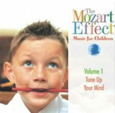 The Mozart Effect Music for Children, Volume 1: Tune Up Your Mind (Audio CD)