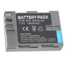 2X EN-EL3e Battery Pack 1800mAH FOR Nikon D700 D300 D200 D80 D90 D70s AU LOCAL
