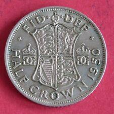 1950 GEORGE VI HALF CROWN