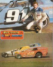 Dirt Trackin Magazine Billy Decker & Jack Johnson Vol.9 No.9 050718nonr