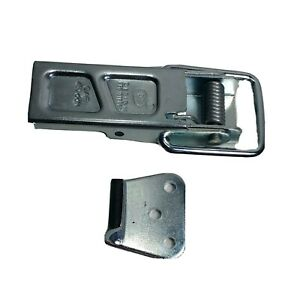 Trailer Over Centre Latch And Catch Plate Kit Maypole Mp81406 / Mp81303