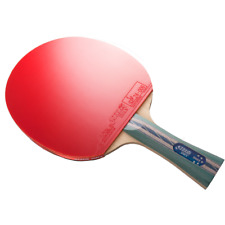 Dhs Racket 5002 Fl Table Tennis and Ping Pong Racket, 100% Authentic, Free Ship!