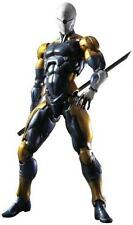 NEW Play Arts Kai Metal Gear Solid Solid Cyborg Ninja PVC Figure Square Enix F/S
