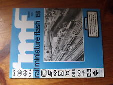 $$2 Revue RMF N°156 Nuremberg  Gare de passage HO et N  Telecommande Jouef