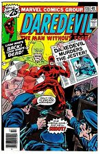 DAREDEVIL #135 (FN+) The Man Without Fear! 1976 Jester Appearance! Netflix