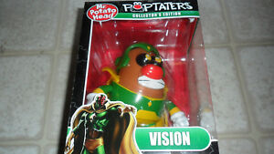 Avengers The Vision Poptaters Mr Potato Head Figure
