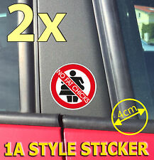 No Fat Chicks Sticker car will NFC Aufkleber every day i see oem felge gti d38