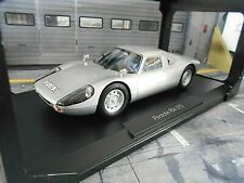 PORSCHE 904 GTS Carrera silber silver 1964 187440 NEU NEW Norev 1:18