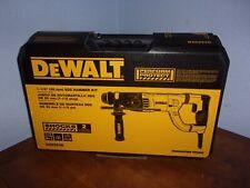 "DEWALT D25263K 1 1/8"" D-Handle SDS Rotary Hammer"