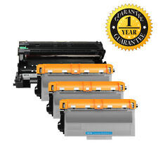 3 TN750 Toner+1 DR720 Drum for Brother DCP-8150DN DCP-8155DN MFC-8510DW 8515DN