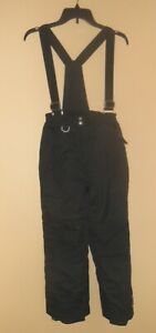 Weatherproof 32 Degrees Snow Pants Size Large Youth 14/16 Black