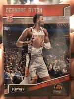 2018-19 Panini Chronicles #173 Deandre Ayton Playoff Rookie Card RC Phoenix Suns