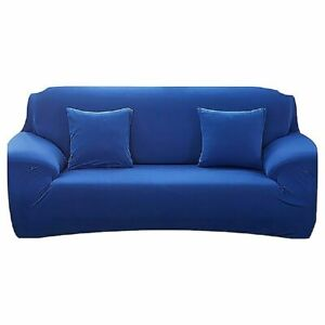 Solid Color Sofa Covers Modern Elastic Corner Couch Cover Slipcovers Protector