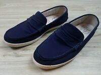 Cole Haan Pinch Weekender Men's Slip On Shoes Size 9 M Blue Casual Penny Loafer