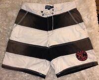 Men's Polo Ralph Lauren Beach Patrol Boardshorts Board Shorts Size 32 Cotton