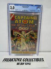 Captain Atom #82 CGC Universal Grade 3.0 1966  Charlton Comics