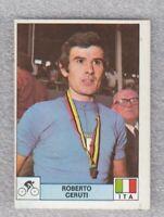 Sticker cycling Roberto Ceruti Italy Olympic games Montreal 1976 Panini D Novine