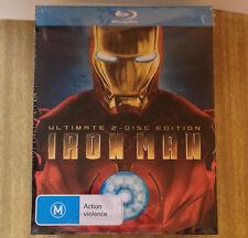 Iron Man Metal Slipcase (JB Hi-Fi  Exclusive)