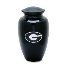UGA Black Adult Cremation Urn