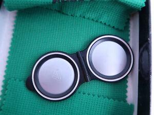 Rolleiflex bay 2 chromed front caps