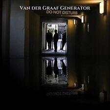 Do Not Disturb 5013929476233 by Van Der Graaf Generator CD