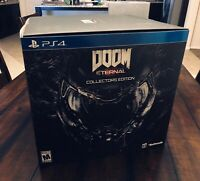 Doom Eternal Collector's Edition (Box And Sleeve ONLY) PS4 PlayStation 4