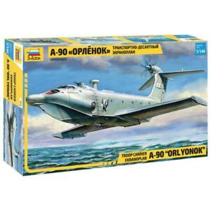 """1/144 Scale model. Transport assault wing aircraft A-90 """"Eaglet"""""""