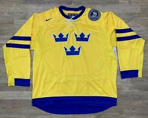Nike Sweden Svenska Ice hockey Forbundet National Team Jersey