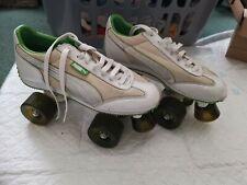 Rare Puma  Retro Vintage Roller Skates UK Size 5 1980 1990.