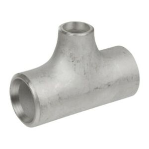 SPI S2014RT014004 1 1/2″×1 1/2″×1/2″ 304/L SS SCH10 Weld Fitting Reducing Tee