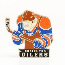 NHL Edmonton Oilers Mascot pin, badge, lapel, hockey