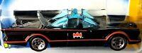 2007 Hot Wheels #15 New Models 15/36 1966 TV SERIES BATMOBILE Black w/Chrome 5Sp