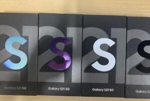 NEW Genuine Samsung Galaxy S21/S21+ Ultra 5G Retail Empty Box phone packing box