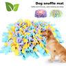 Pet Dog Snuffle Mat Nose Training Sniffing Pad Pet Fun Toy Food Feeding Cushion1