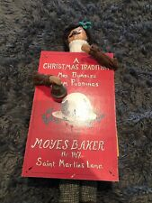 Byers Choice Sandwich Board Man 'Moyes Baker' - 1994