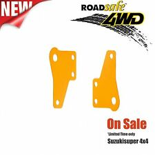 RATED RECOVERY POINTS TOW POINTS 4X4 TOYOTA HILUX KUN26 2005 - ON