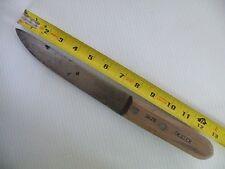 """VINTAGE DEXTER 3478 13"""" CHEF/BUTCHER KNIFE 8"""" CARBON STEEL BLADE 13"""" LONG"""