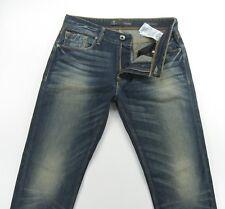 GUESS  men's jeans  -  ORIGINAL  STRAIGHT - Vintage Look size 32 / inseam 33 1/2