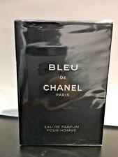 Chanel Bleu De Chanel Men Cologne Eau De Parfum Spray 1.7 oz / 50 ml NIB Sealed