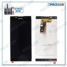 Ecran LCD vitre Tactile pour Sony Xperia L1 Noir outils Colle B7000