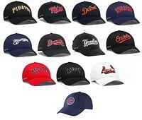 New MLB Adult Nike Dri-FIT Swoosh Flex Baseball Cap Hat