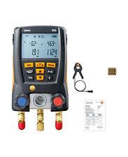 Neue Digitale Testo 550-1 Manometer mit Bluetooth® inkl.1 Fühler